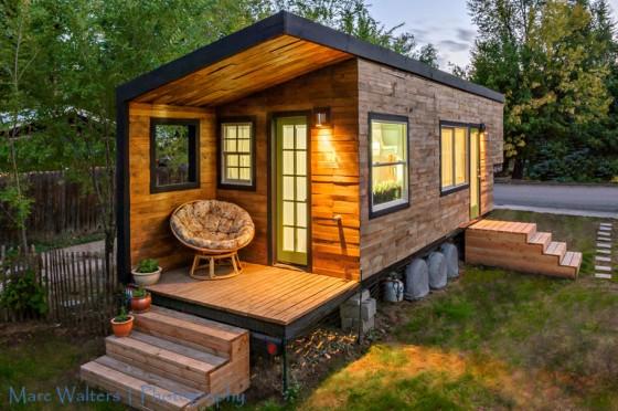 tiny house, conservative living, mini home