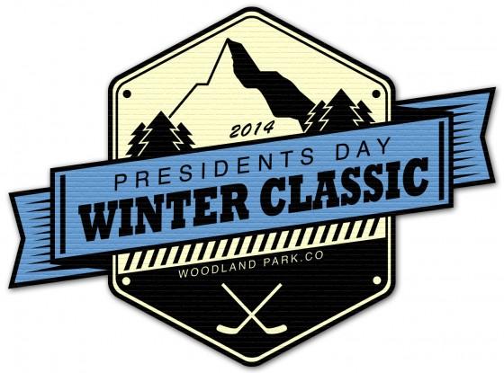 Presidents Day Hockey Tournament Logo Design Hi Five Design