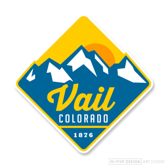 graphic design denver, logo designer denver, best graphic designer denver, best logo designer denver, skier sticker breckenridge, snowboarder sticker vail, skier sticker vail, snowboarder sticker breckenridge