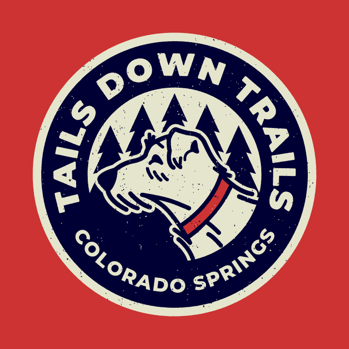 graphic design colorado springs, graphic design denver, graphic design pueblo, logo designer colorado springs, logo designer denver, logo designer pueblo, brand development colorado springs, hi-five design, hi-five design colorado springs, dog logo, hiking logo, outdoor logo, colorado logo, dog walking logo