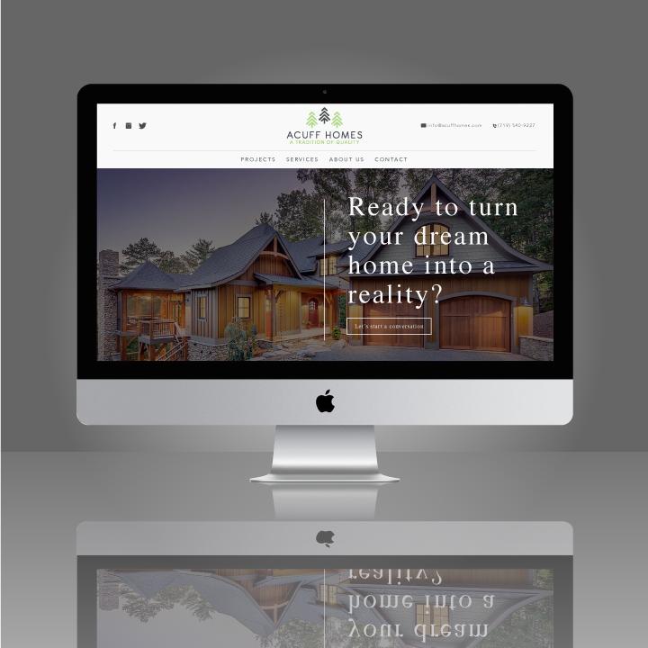 home builder website design, web designer colorado springs, best web designer colorado springs, #1 web designer colorado springs, house builder website design, hi-five design