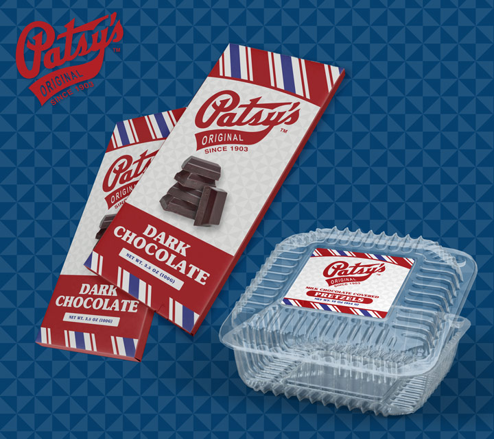 hocolate bar wrapper design, chocolate bar packaging design, chocolate packaging design, candy wrapper design, graphic designer colorado springs, packaging design colorado springs, hi-five design